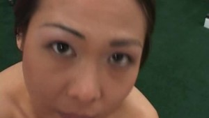 Naughty Asian cock sucker in the doctor s office