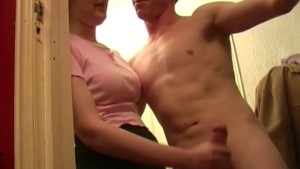 Naughtyouple has a good wank over a wanking couple