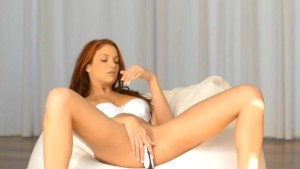Redhead model enjoys great times