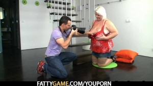BBW sex after photosession