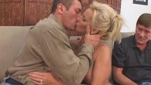 Mature Wifey Offered New Cum