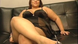 BBW Haze Sucking Dick