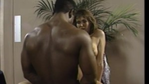 Very old school interracial fucking - CDI