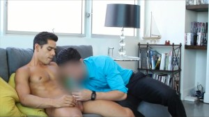 GayCastings Nervous Amateur with Big Dick