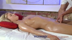 massage rooms special experience for small blonde bitch only at pornmike.com