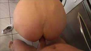 POV fucking with skiny Aliz at Saboom