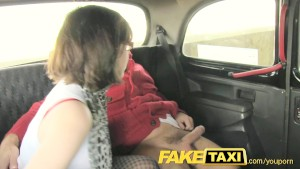 FakeTaxi Horny daddies girl loves the cock