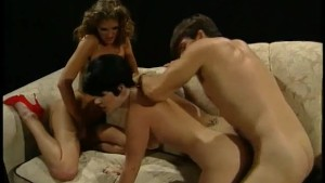 Hot Babes Fuck One Lucky Guy - CDI