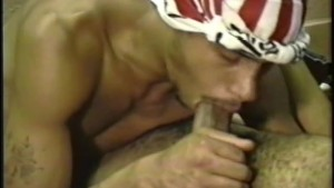 Mouthful of black cock - Encore Video