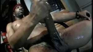 Round The Clock He Jerks His Cock - Encore Video