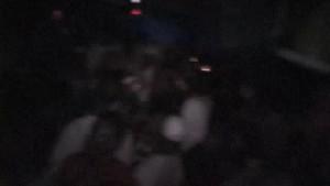 Upskirt and Flashing Girls at a Thug Club