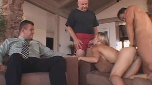 Watching My Wife Fuck a Strang