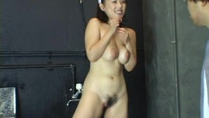 Super Soaking The Pussy Of This Busty Jap Cutie