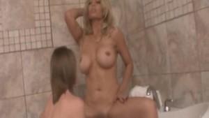 Kinky Step mom lesbian pleasures