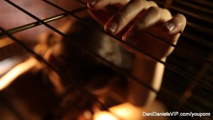 Dani Daniels Caged