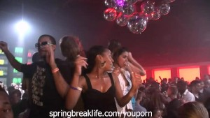 Club Girls Flashing and Up the Skirt Upskirt Video