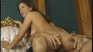 Analed Hottie And Jizzed On