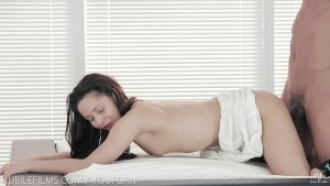 Nubile Films - Sexy seduction leads to hard fuck