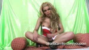 Karla Carrillo Xmas in Spanish