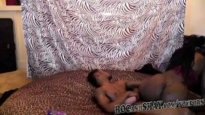 REAL EBONY HOME SEX !!