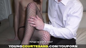 Young Courtesans - First client is always special