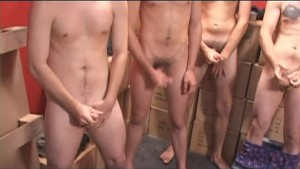 Bunch Of Studs Cum In My Asshole - Threshold Media