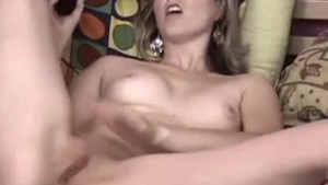 She is fingering and toying her sweet pussy