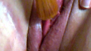 Another clit masturbation with orgasm