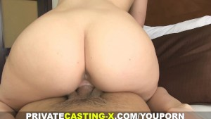 Private Casting X - Can I be your sugar daddy?