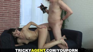 Tricky Agent - Would you ever think she was a dancer?!