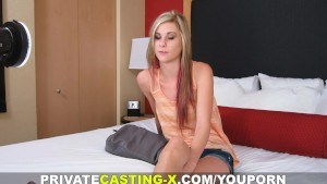 Private Casting X - That s how you give a facial!