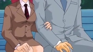 Lots of sex scenes in one hentai video