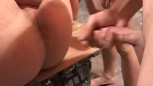 Hunks Fuck Raw - Factory Video