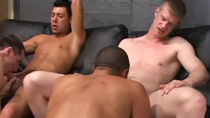 Gay cum swap party - Factory Video