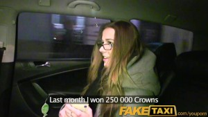 faketaxi young office woman talked into screwing huge penis making her orgasm
