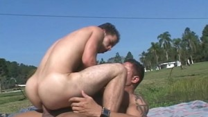 Sexy Latino Gay Get His First Bareback