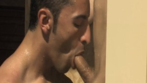 Two Hunky Dudes Butt Fuck Furiously