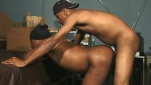 Hot Anal Fucking And Jizz Spewing For These Black Dudes