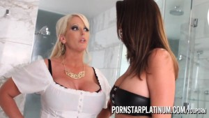 Alura Jenson in Teaching Taylor a Lesson