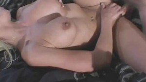 Blonde Rides A Big-Cock Until Her Pussy Is Full - CRITICAL X
