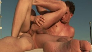 Sizzling Bareback Fucking With Latino Men