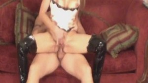 Reverse Cowgirl Fuck Style For MILF
