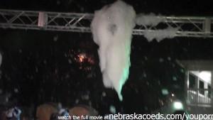 wild foam party key west fantasy fest
