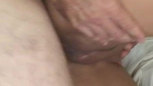 Beautiful Latina rides that cock