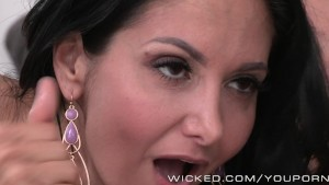 Wicked - Stepmom takes control of big dick
