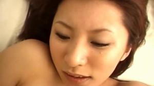 Hot milf desires cum on her face