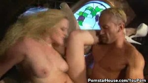 Blonde Honey Boned And Jizzed On