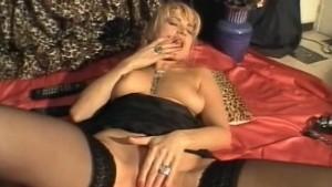 Blonde euro enjoys cock - Java Productions