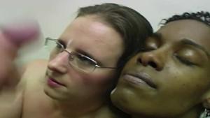 Facial cumshots for the trio