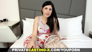 Private Casting X - Fake casting with real fucking
